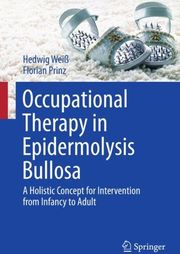 Book Cover of Occupational Therapy in Epidermolysis bullosa